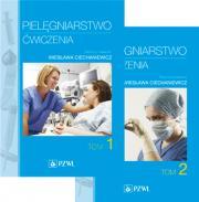 Pielęgniarstwo. Ćwiczenia. t. 1 - 2 Podręcznik dla studiów medycznych.