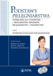 Podstawy pielęgniarstwa. Tom 2 + 2 DVD