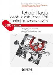 Rehabilitacja osób z zaburzeniami funkcji poznawczych.